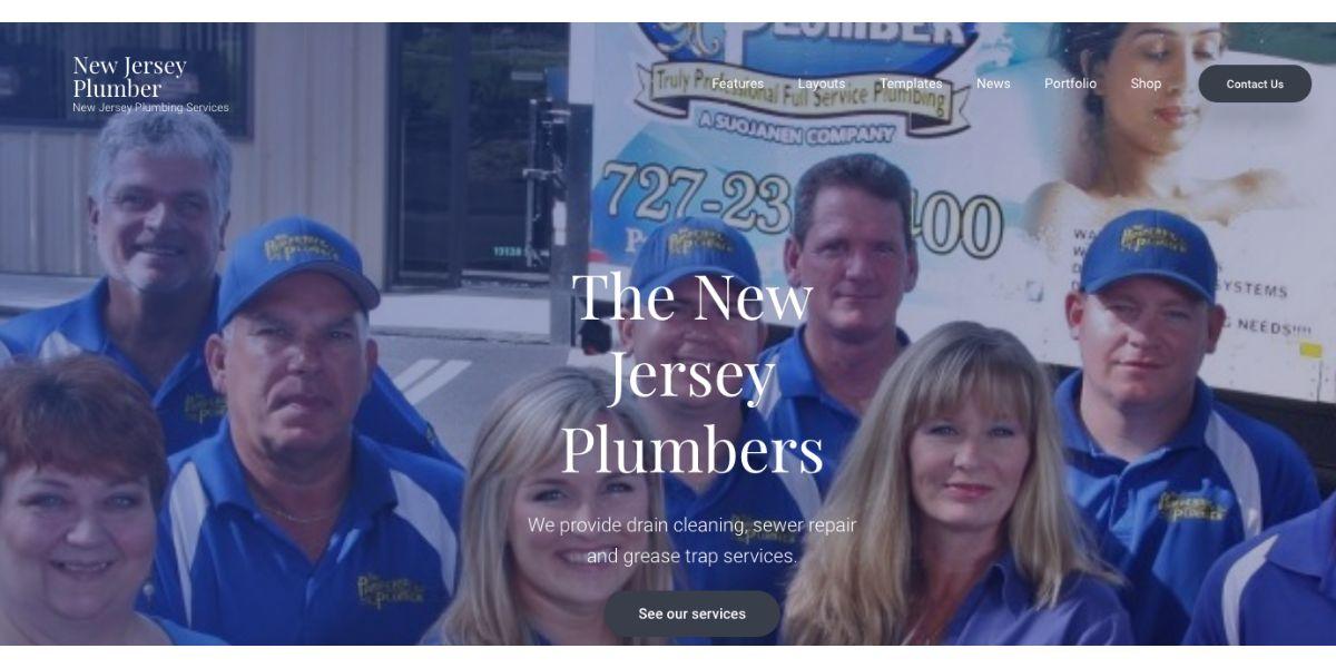 New Jersey Plumbers